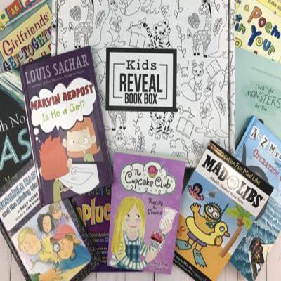 Fox Book Box Ages 6-9