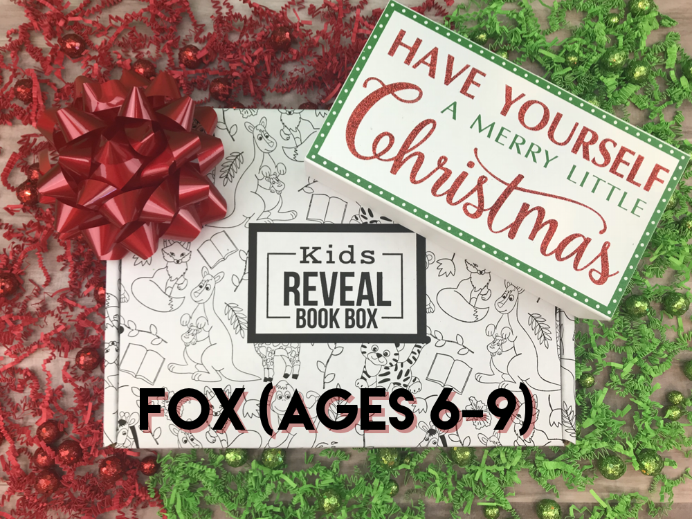 Christmas Fox Box (Ages 6-9)