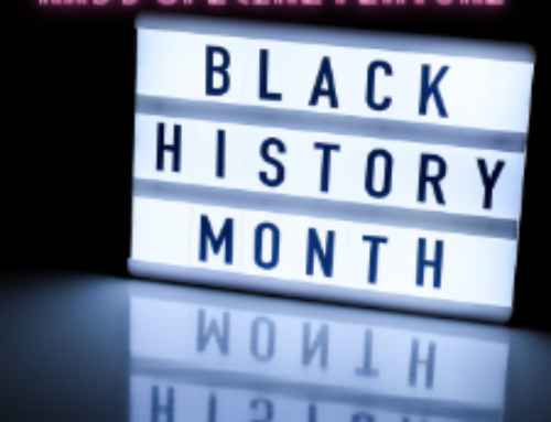 Black History Month Featured Author Spotlights